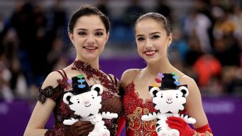What You Missed: Russians Zagitova, Medvedeva Fight for Gold