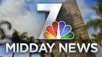Watch NBC 7 Midday News