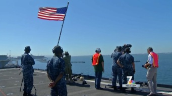 Navy Security Training Underway in San Diego May Cause Delays