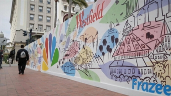 Students See Completed Horton Plaza Mural