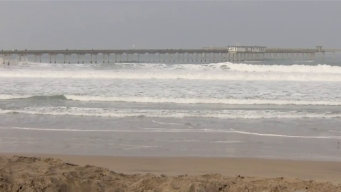 High Surf Expected for San Diego Beaches