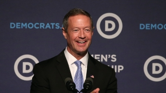 Ex-Maryland Gov. O'Malley Says He Won't Seek to Lead DNC