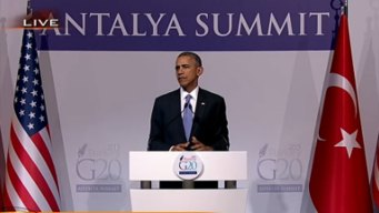 Obama: Troops Against ISIS 'a Mistake'