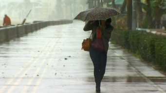 Rain Is First in Series of Storms Expected This Week
