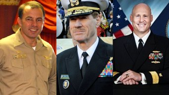 3 Officers Retire in Navy Bribery Scandal