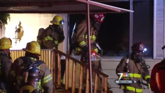 Family Loses Home in Spring Valley Fire