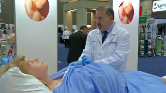 Robotic Mannequin Gives Birth to Help Docs Practice