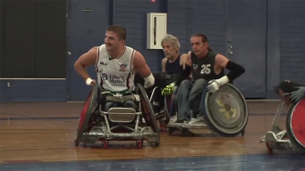3 Local Wheelchair Rugby Players Head to Paralympics in Rio
