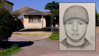 Suspect Sketch Released in San Ysidro Attack