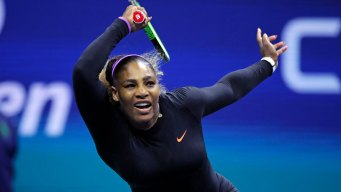 Back at US Open, Serena Beats Sharapova for 19th Time in Row