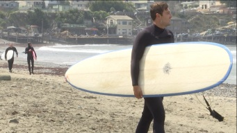 Adaptive Surfing Competition Comes to La Jolla