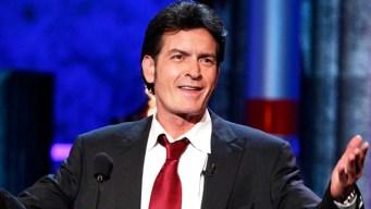 Charlie Sheen Gave Lindsay Lohan $100,000 for Tax Debt