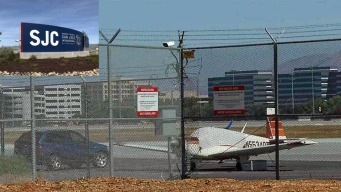 Lasers to Be Tested Along Fence Line at San Jose Airport