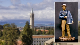 300-Pound Statue Missing From UC Berkeley