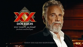 Dos Equis Retires 'Most Interesting Man'