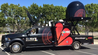 StormRanger 7: 'A First' for San Diego Weather Coverage