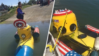Report of Downed Aircraft Turns Out to Be Abandoned, Homemade Sub