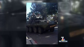 PB Military Convoy Mystery Solved