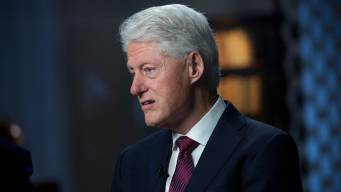 Bill Clinton: Comment on Lewinsky 'Wasn't My Finest Hour'