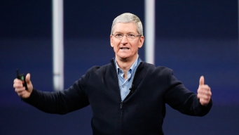 Apple CEO Speaks Out as Trump Weighs Young Immigrants' Fate