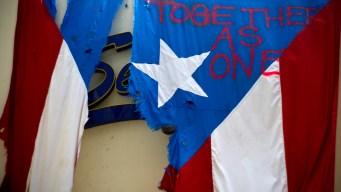 US: Puerto Rico Lacked Leadership, Communication Post-Storm
