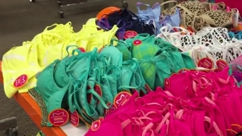 Padded Bras Sold in Sizes to Fit Some Kindergarteners