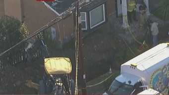 Crews Save Victim Trapped in Trench