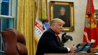 AP Fact Check: Trump Distorts Migrant Policy, Russia Probe