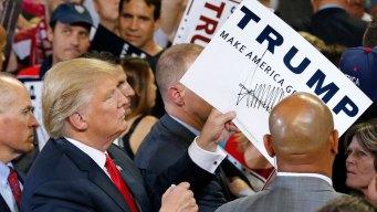 Trump Backtracks on Guns-in-Clubs Statement