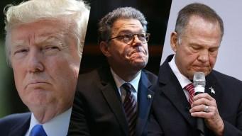 Selective Outrage: Trump Criticizes Franken, Silent on Moore
