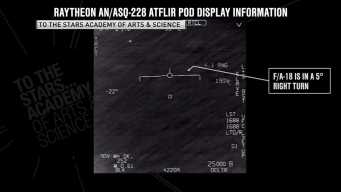 DoD Releases Official Video of UFO Encounter off East Coast