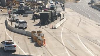 Camp Pendleton-Based Marines Posted Along US-Mexico Border