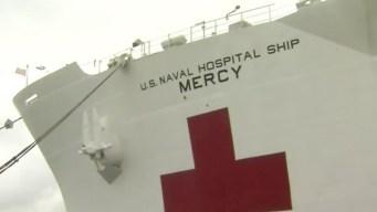 USNS Mercy to Deploy