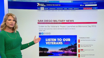 How to Share Your Experiences Through Our 'Listen to Our Veterans' Project