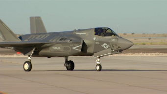 An Inside Look at the F-35B