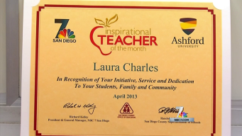 Inspirational Teacher: Laura Charles