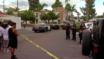 Condition of El Cajon Shooting Suspect Remains Unknown