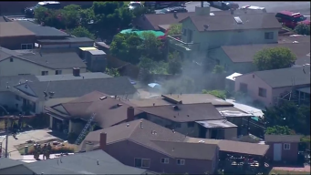 6 Escape Smoky House Fire in Otay Mesa