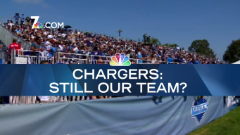 Fans Travel North for Chargers Training Camp