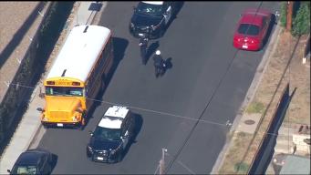 Police Locate School Bus Reported Stolen from Tierrasanta Preschool