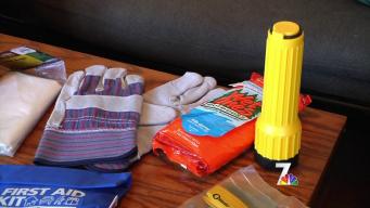 Emergency Bag Tips