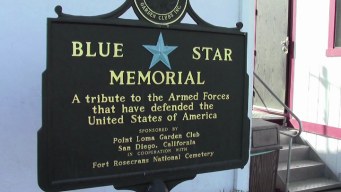About San Diego: Memorial Markers