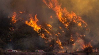 Bipartisan Senate Bill Aims to Prevent Western Wildfires
