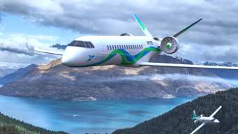 Startup Aims to Produce Hybrid-Electric Planes by 2022