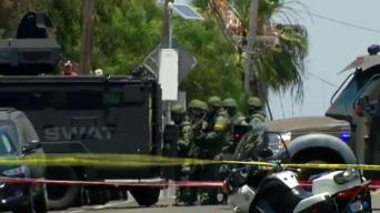 8-Hour SWAT Standoff Ends After Deadly Shooting