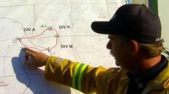 Cal Fire Updates Battle in Lost Fire