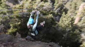 Get in Some Adventure Zip-lining the Pacific Crest