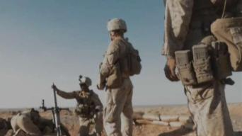 Camp Pendleton and 29 Palms Marines in Syria