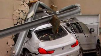Crash Marks 4th Time Point Loma Home Has Been Hit