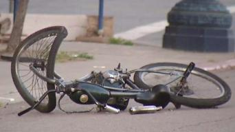 Cyclist Injured in Hillcrest Collision